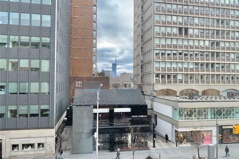 Apartment for rent at 102 Bloor St Unit 310 Toronto Ontario - MLS: C4700254