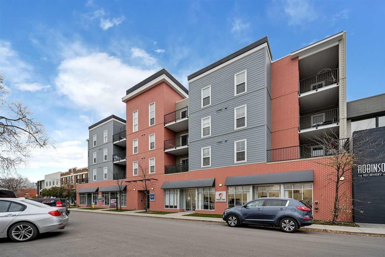 Condo for sale at 10418 81 Av NW Unit 310 Edmonton Alberta - MLS: E4218886