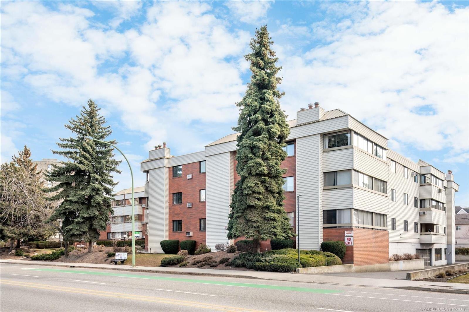 Condo for sale at 1075 Bernard Ave Unit 310 Kelowna British Columbia - MLS: 10218873