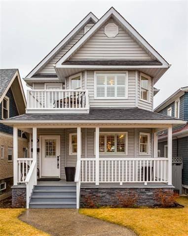 House for sale at 310 11 St Northwest Calgary Alberta - MLS: C4239269