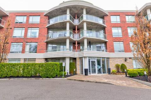 Condo for sale at 125 Wilson St W Unit 310 Ancaster Ontario - MLS: H4053193