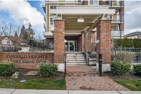 Condo for sale at 13883 Laurel Dr Unit 310 Surrey British Columbia - MLS: R2443415