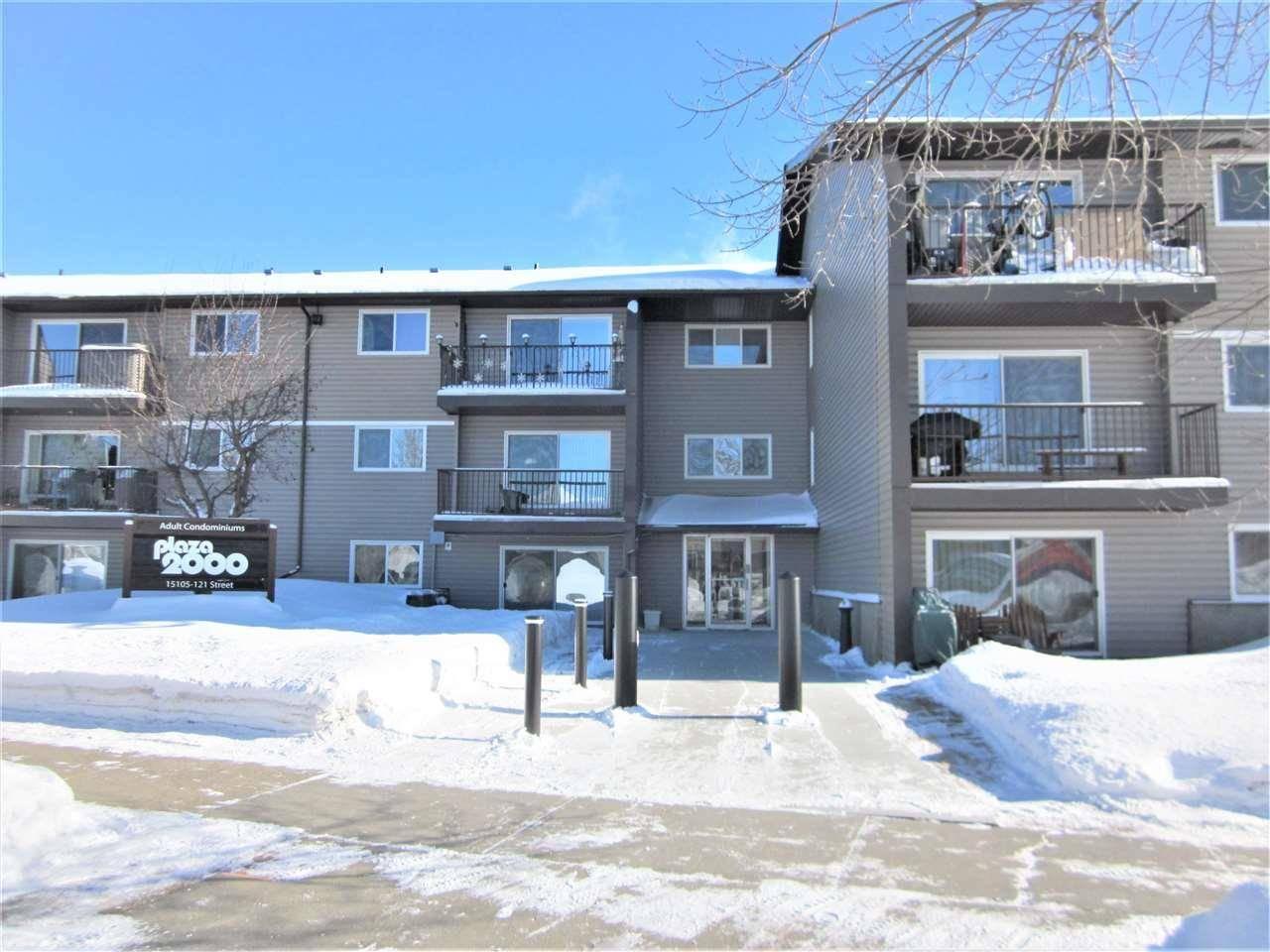 Buliding: 15105 121 Street Northwest, Edmonton, AB