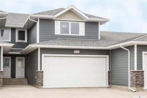 Townhouse for sale at 1851 Pederson Dr Unit 310 Prince Albert Saskatchewan - MLS: SK802877