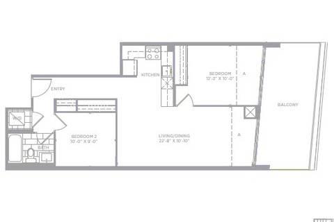 Apartment for rent at 20 Shore Breeze Dr Unit 310 Toronto Ontario - MLS: W4443132