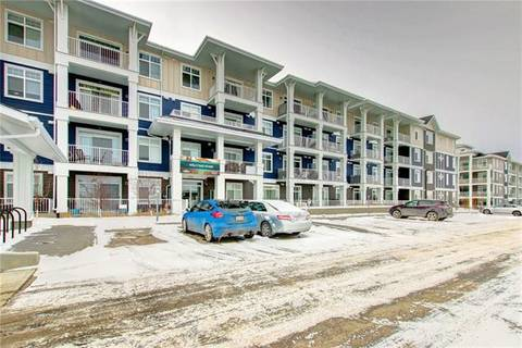 Condo for sale at 200 Auburn Meadows Common Southeast Unit 310 Calgary Alberta - MLS: C4285178