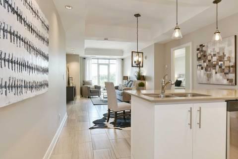 Condo for sale at 205 Lakeshore Rd Unit 310 Oakville Ontario - MLS: W4665380