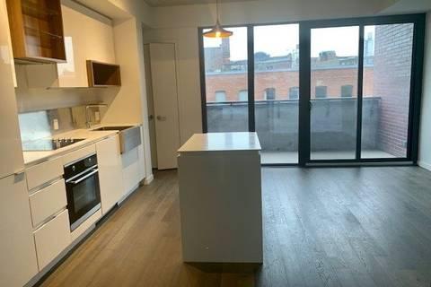Apartment for rent at 383 Sorauren Ave Unit 310 Toronto Ontario - MLS: W4514457