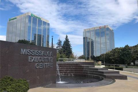 Commercial property for sale at 4 Robert Speck Pkwy Unit 310 Mississauga Ontario - MLS: W4738152