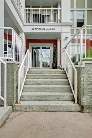 Condo for sale at 402 Marquis Ln Southeast Unit 310 Calgary Alberta - MLS: C4255394