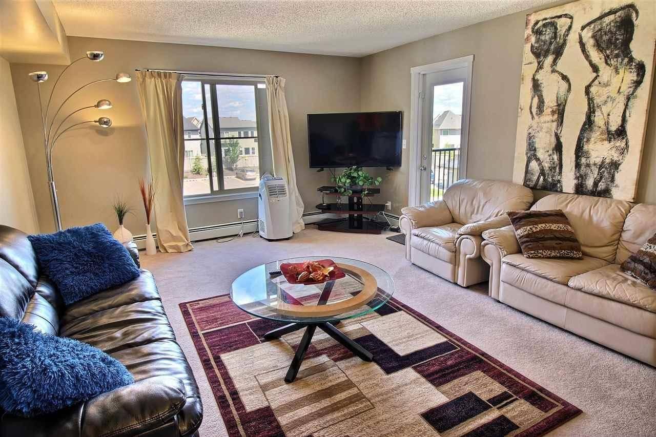 Condo for sale at 5370 Chappelle Rd Sw Unit 310 Edmonton Alberta - MLS: E4160185