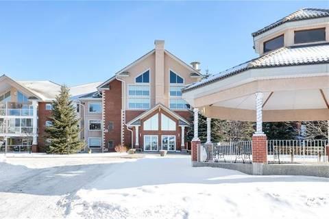Condo for sale at 6868 Sierra Morena Blvd Southwest Unit 310 Calgary Alberta - MLS: C4286286