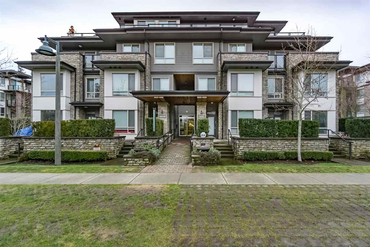 Sold: 310 - 7478 Byrnepark Walk, Burnaby, BC