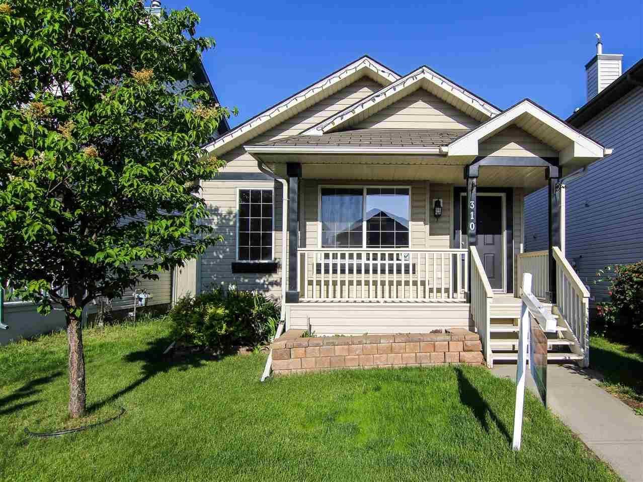 House for sale at 310 85 St Sw Edmonton Alberta - MLS: E4159756