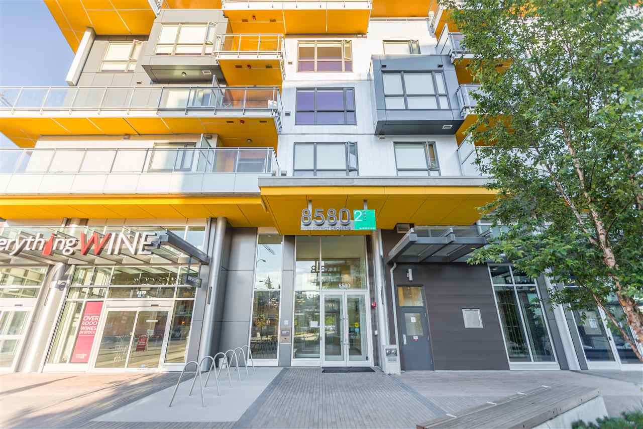 Sold: 310 - 8580 River District Crossing, Vancouver, BC