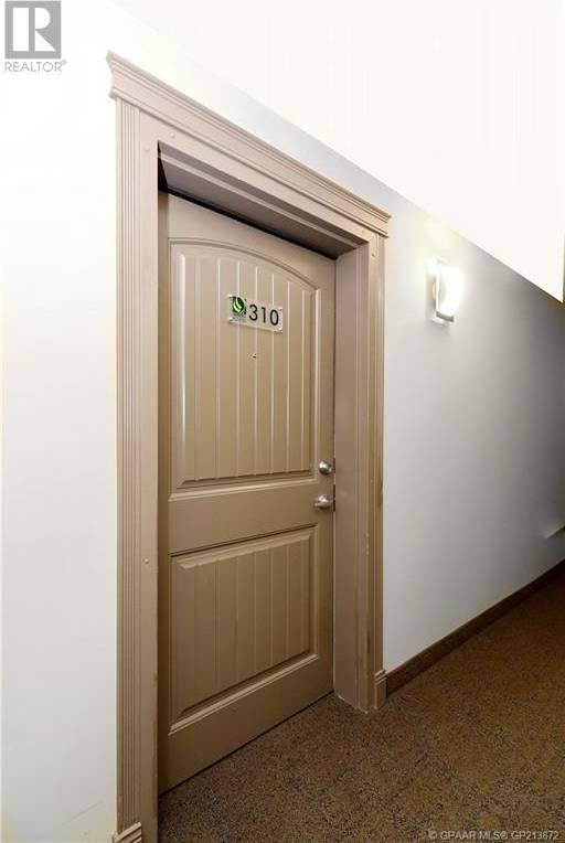 Condo for sale at 9124 96 Ave Unit 310 Grande Prairie Alberta - MLS: GP213872