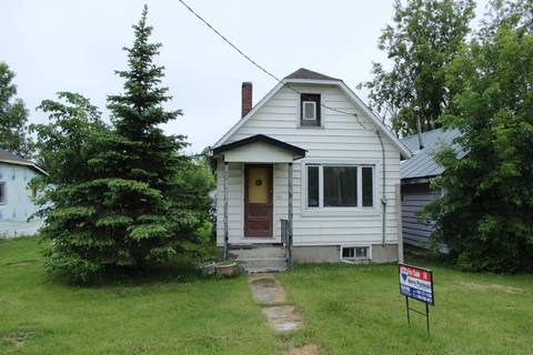 House for sale at 310 Atwood Ave Rainy River Ontario - MLS: TB183671