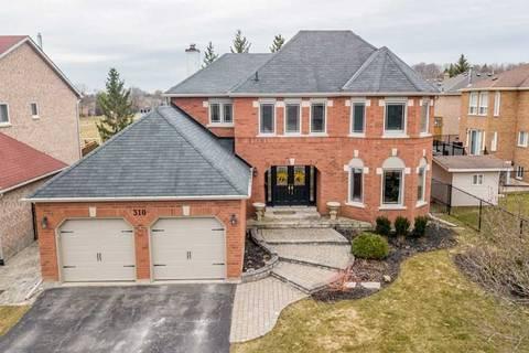 House for sale at 310 Binns Ave Newmarket Ontario - MLS: N4419847