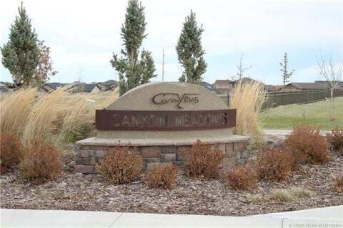 Residential property for sale at 310 Canyon Meadows Rd W Lethbridge Alberta - MLS: LD0188484