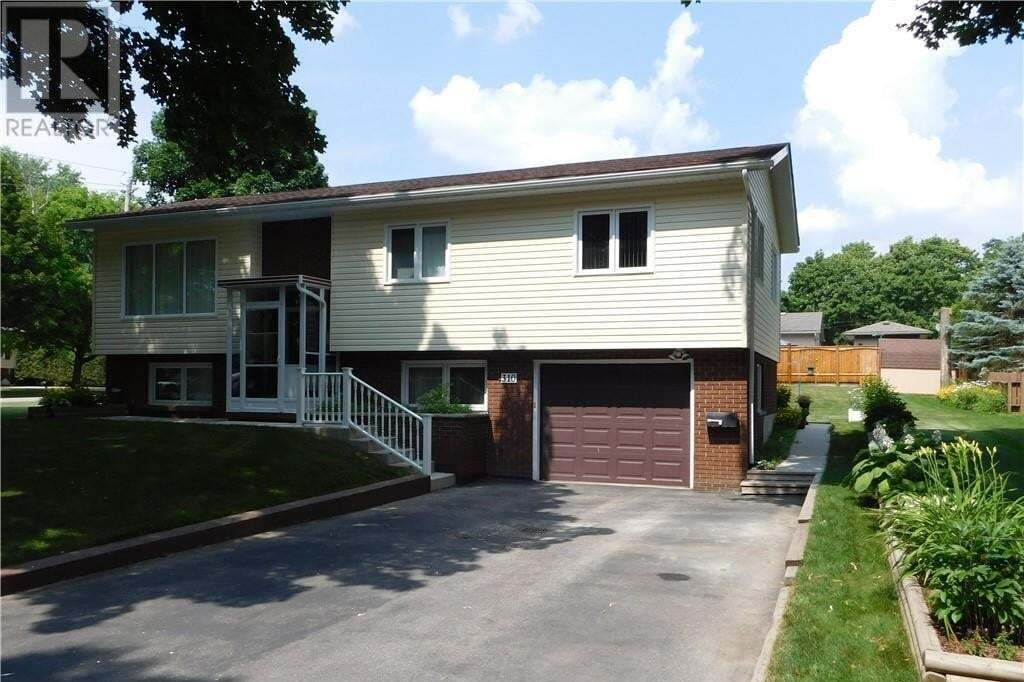 House for sale at 310 Church St S Mount Forest Ontario - MLS: 264687
