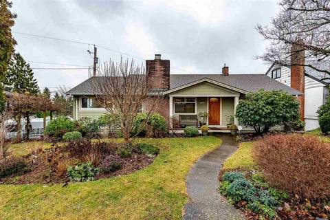 House for sale at 310 Churchill Ave New Westminster British Columbia - MLS: R2428697