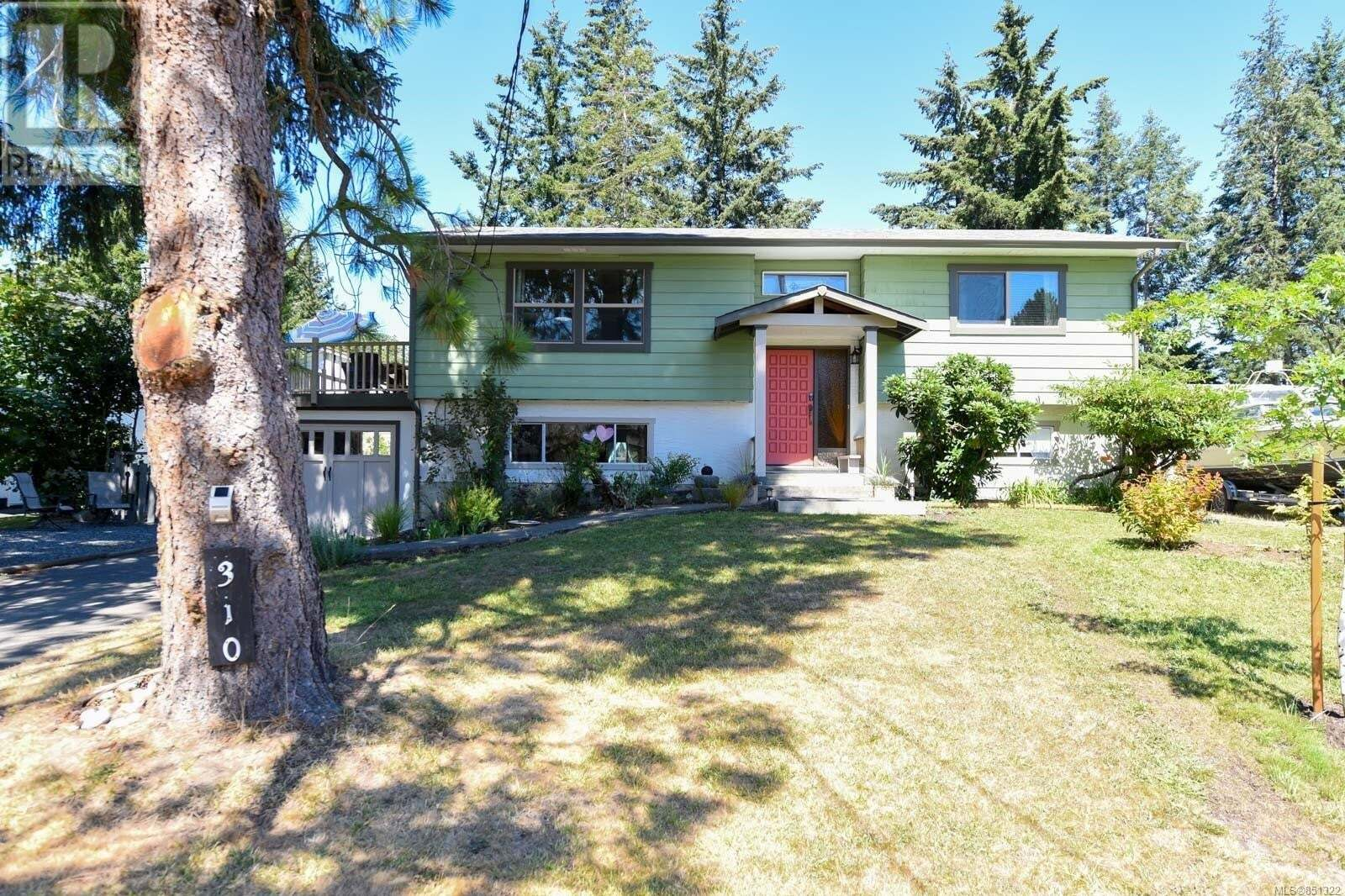 House for sale at 310 Cortez  Comox British Columbia - MLS: 851322