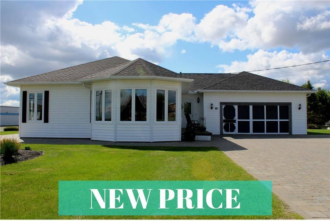 House for sale at 310 Evangeline St Grand-sault New Brunswick - MLS: NB018485