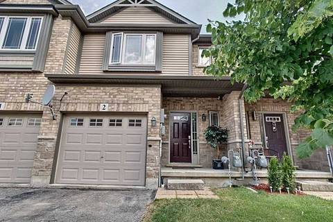 Townhouse for sale at 310 Fall Fair Wy Hamilton Ontario - MLS: X4505478