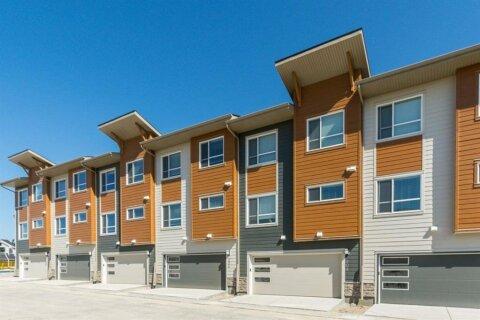 Townhouse for sale at 310 Harvest Grove Wk NE Calgary Alberta - MLS: A1023822