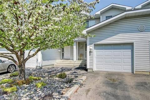 Townhouse for sale at 310 Hawkstone Manr Northwest Calgary Alberta - MLS: C4235785