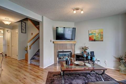 Townhouse for sale at 310 Hawkstone Manr Northwest Calgary Alberta - MLS: C4281473