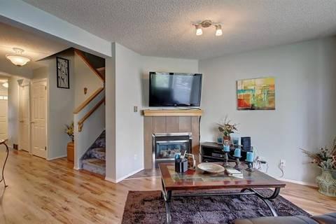 Townhouse for sale at 310 Hawkstone Manr Northwest Calgary Alberta - MLS: C4281473