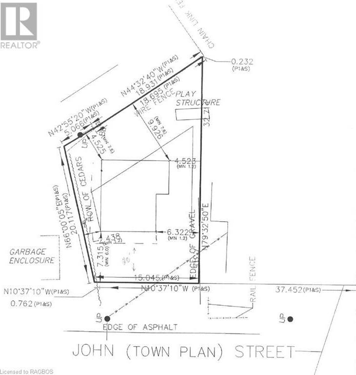 Residential property for sale at 310 John St Mount Forest Ontario - MLS: 243708