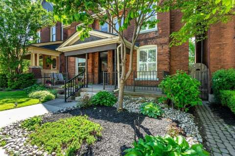 Townhouse for sale at 310 Locke St Hamilton Ontario - MLS: X4779044