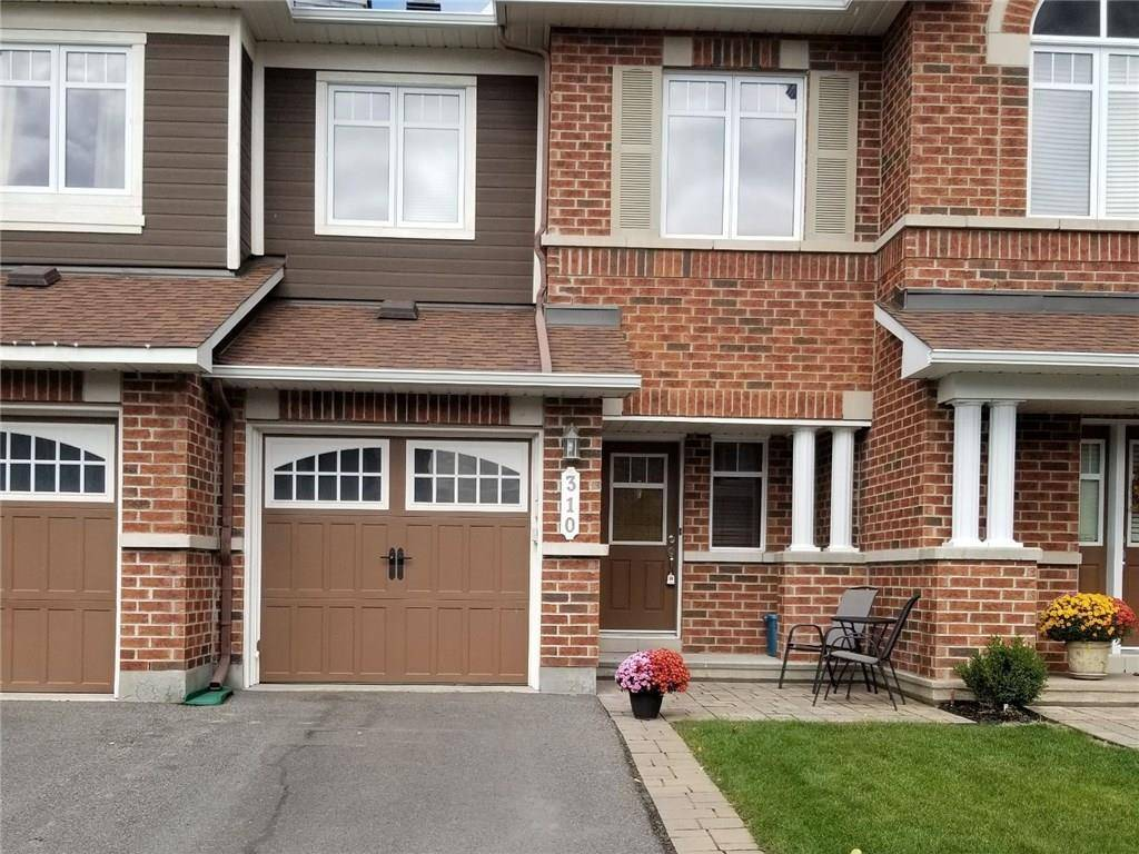 Townhouse for sale at 310 Ravenswood Wy Orleans Ontario - MLS: 1172014