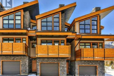 Townhouse for sale at 310 Riva Pl Canmore Alberta - MLS: 48889
