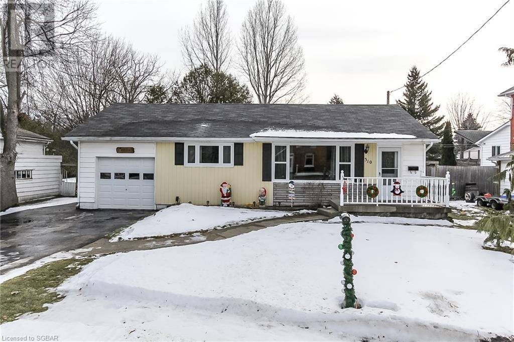House for sale at 310 Sixth St Collingwood Ontario - MLS: 238395