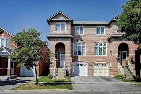 Townhouse for sale at 310 William Berczy Blvd Markham Ontario - MLS: N4535803