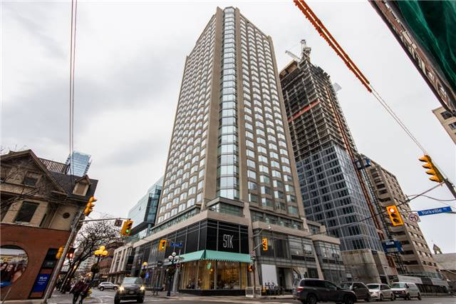 Sold: 3101 - 155 Yorkville Avenue, Toronto, ON