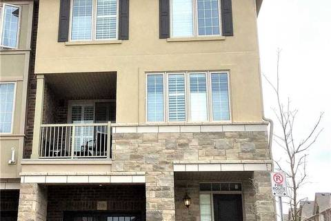 Townhouse for rent at 3101 Blackfriar Common  Oakville Ontario - MLS: W4449911