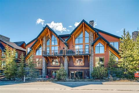 Townhouse for sale at 101 Stewart Creek Landng Unit 3102 Canmore Alberta - MLS: C4239525