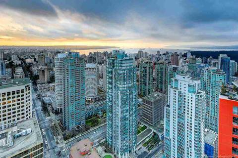 Condo for sale at 1189 Melville St Unit 3102 Vancouver British Columbia - MLS: R2441516