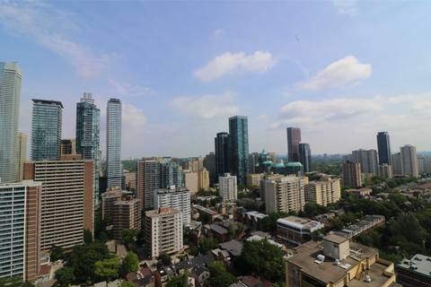 Apartment for rent at 50 Wellesley St Unit 3102 Toronto Ontario - MLS: C4523872