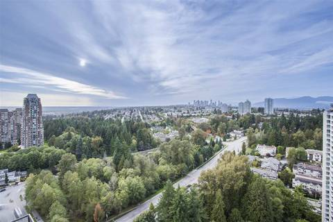 Condo for sale at 7088 18th Ave Unit 3102 Burnaby British Columbia - MLS: R2408326