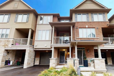 Townhouse for sale at 3102 Cornell Common  Oakville Ontario - MLS: W5002614