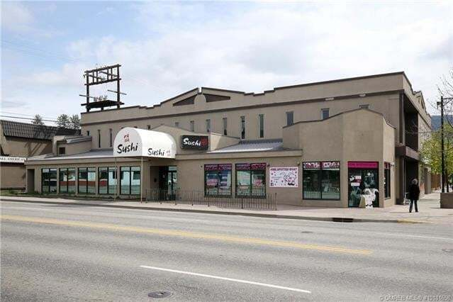 Commercial property for lease at 3103 31 Ave Vernon British Columbia - MLS: 10181658