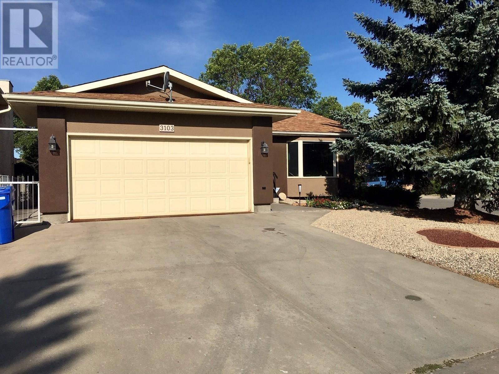 House for sale at 3103 Zech Pl Regina Saskatchewan - MLS: SK784586