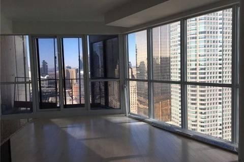 Apartment for rent at 1 The Esplanade Blvd Unit 3104 Toronto Ontario - MLS: C4516493