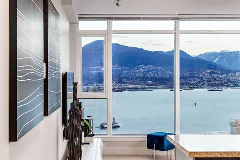 Condo for sale at 1188 Pender St W Unit 3104 Vancouver British Columbia - MLS: R2379327