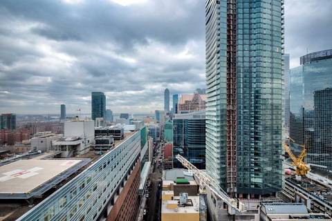 Residential property for sale at 210 Victoria St Unit 3104 Toronto Ontario - MLS: C4410513